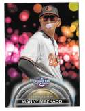 2016 Topps Opening Day Bubble Trouble - BALTIMORE ORIOLES
