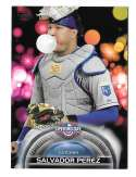2016 Topps Opening Day Bubble Trouble - KANSAS CITY ROYALS