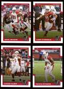2017 Donruss Football Team Set - ARIZONA CARDINALS