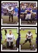 2017 Donruss Football Team Set - BALTIMORE RAVENS