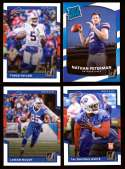 2017 Donruss Football Team Set - BUFFALO BILLS