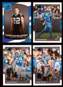 2017 Donruss Football Team Set - CAROLINA PANTHERS