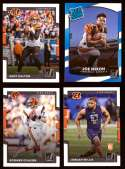 2017 Donruss Football Team Set - CINCINNATI BENGALS