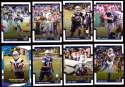 2017 Donruss Football Team Set - DALLAS COWBOYS