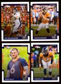 2017 Donruss Football Team Set - DENVER BRONCOS