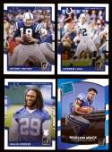 2017 Donruss Football Team Set - INDIANAPOLIS COLTS