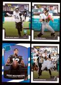 2017 Donruss Football Team Set - JACKSONVILLE JAGUARS