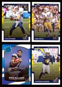 2017 Donruss Football Team Set - LOS ANGELES CHARGERS