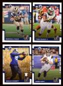 2017 Donruss Football Team Set - LOS ANGELES RAMS