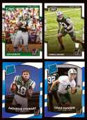 2017 Donruss Football Team Set - NEW YORK JETS