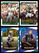 2017 Donruss Football Team Set - PHILADELPHIA EAGLES