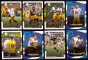 2017 Donruss Football Team Set - PITTSBURGH STEELERS