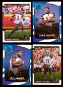 2017 Donruss Football Team Set - TAMPA BAY BUCCANEERS