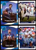 2017 Donruss Football Team Set - TENNESSEE TITANS