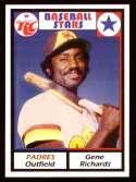 1981 RC Cola Baseball Stars - SAN DIEGO PADRES