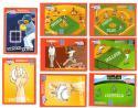 2013 Triple Play Baseball 101 (8 card set)