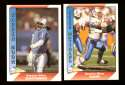 1991 Pacific (1-550) Football Team Set - HOUSTON OILERS