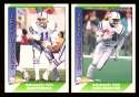 1991 Pacific (1-550) Football Team Set - INDIANAPOLIS COLTS