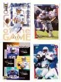 1997 Collector's Choice Football Team Set - NEW ENGLAND PATRIOTS