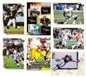 1997 Collector's Choice Football Team Set - OAKLAND RAIDERS