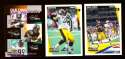 1997 Collector's Choice Football Team Set - PITTSBURGH STEELERS