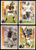 1992 Pacific Football Team Set - CHICAGO BEARS