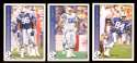 1992 Pacific Football Team Set - INDIANAPOLIS COLTS