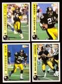 1992 Pacific Football Team Set - PITTSBURGH STEELERS