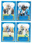 2016 Panini Football Team Set - CAROLINA PANTHERS