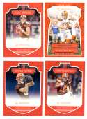 2016 Panini Football Team Set - CLEVELAND BROWNS