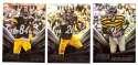 2015 Rookies and Stars Football Team Set - PITTSBURGH STEELERS