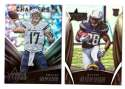 2015 Rookies and Stars Football Team Set - SAN DIEGO CHARGERS