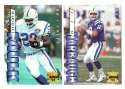 1995 Collector's Edge Football Team Set - INDIANAPOLIS COLTS