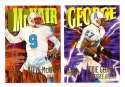 1997 SkyBox Impact Football - TENNESSEE OILERS
