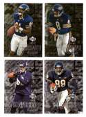 2000 Black Diamond (1-120) Football Team Set - CHICAGO BEARS
