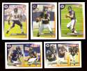 2005 Topps Total Football Team Set - CHICAGO BEARS
