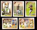 2005 Topps Total Football Team Set - CLEVELAND BROWNS