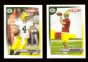 2005 Topps Total Football Team Set - GREEN BAY PACKERS