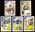 2005 Topps Total Football Team Set - INDIANAPOLIS COLTS