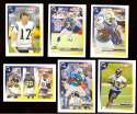 2005 Topps Total Football Team Set - SAN DIEGO CHARGERS