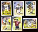 2005 Topps Total Football Team Set - ST. LOUIS RAMS