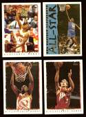 1994-95 Topps Basketball Team Set - Atlanta Hawks