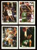 1994-95 Topps Basketball Team Set - Boston Celtics