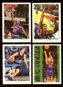 1994-95 Topps Basketball Team Set - Cleveland Cavaliers