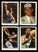 1994-95 Topps Basketball Team Set - Dallas Mavericks