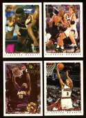 1994-95 Topps Basketball Team Set - Denver Nuggets