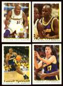 1994-95 Topps Basketball Team Set - Golden State Warriors