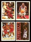 1994-95 Topps Basketball Team Set - Los Angeles Clippers