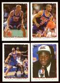 1994-95 Topps Basketball Team Set - New Jersey Nets