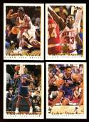 1994-95 Topps Basketball Team Set - New York Knicks
